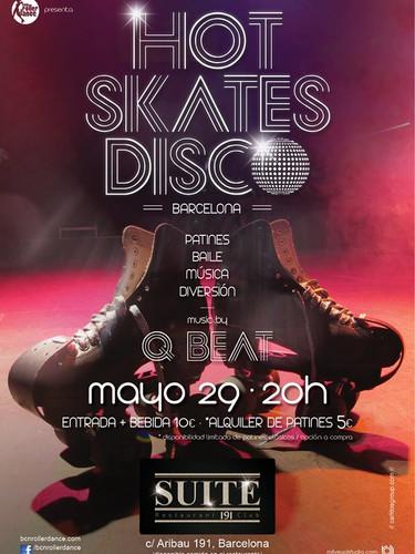 Hot Skates Disco 2014