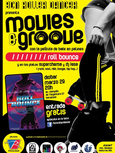 Movies & Groove 2012