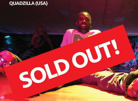 SOLD OUT TICKETS !!!