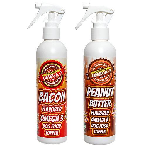 Dog Food Toppers Bacon & PB 8 oz