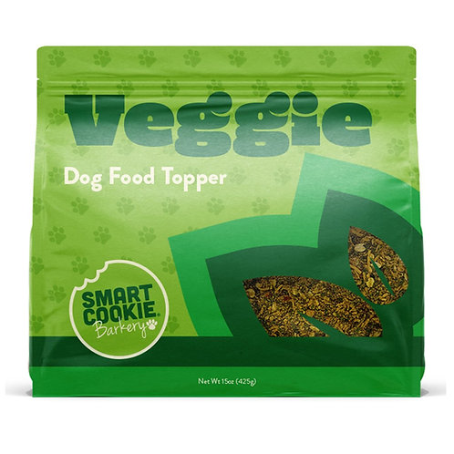 Veggie Dog Food Topper