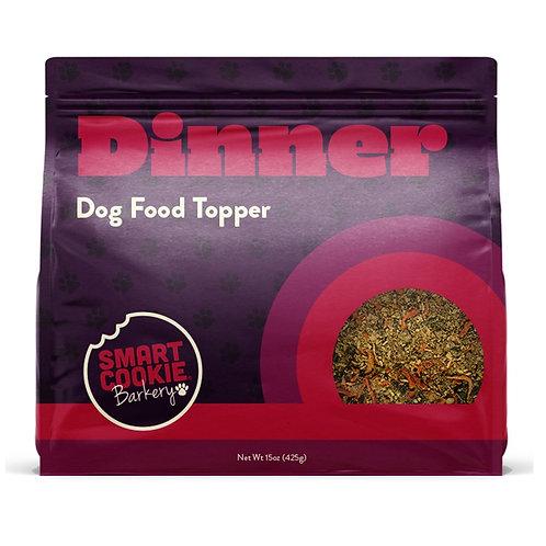 Dinner Dog Food Topper