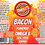 Thumbnail: Bacon & Cheese Dog Food Topper 8 oz 2 pack