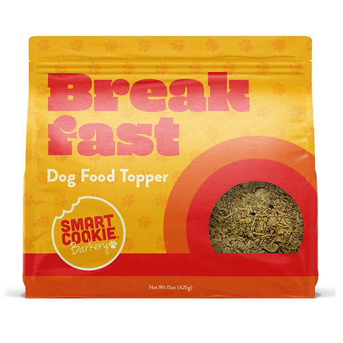 Breakfast Dog Food Topper