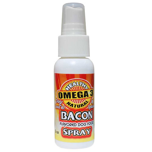 BACON FLAVORED OMEGA 3 SPRAY 2 oz