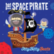 The Space Pirate - songs for New Zealand kids by Itty Bitty Beats