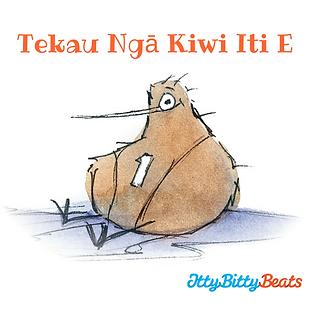 Ten Little Kiwi Birds - songs for New Zealand kids by Itty Bitty Beats