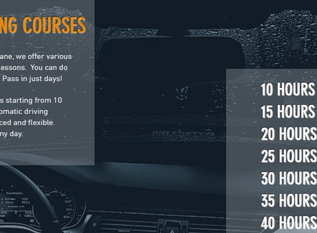 Intensive Driving Courses in Leeds Available From October - Intensive Driving Lessons Leeds