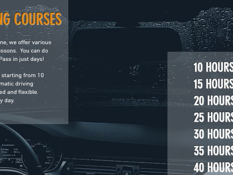 Intensive Driving Courses Leeds   Intensive Driving Courses Birmingham   Book Now