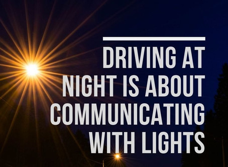 Night Driving - Intensive Driving Courses Leeds - Intensive Driving Lessons Leeds