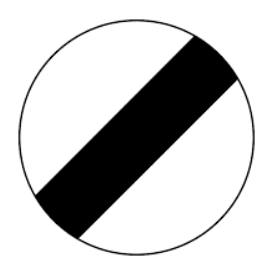 National Speed Limit   Intensive Driving Courses Leeds - Intensive Driving Lessons Leeds