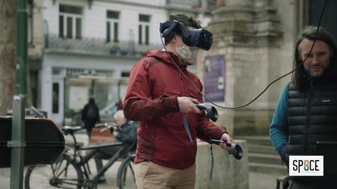 Sp8ce - La réalité virtuelle dans les projets urbains