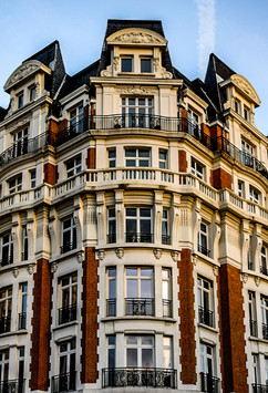 Rue Danseart - Bruxelles
