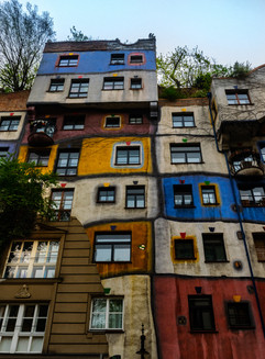 Hundertwasserhaus - Vienne