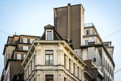Rue Sainte-Catherine - Bruxelles