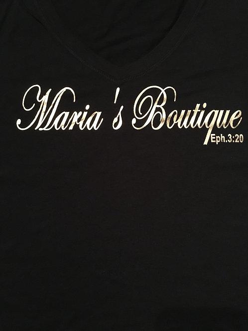 Maria's Boutique Tee