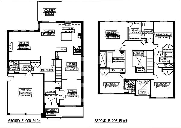 Tripoli, Floor Plan