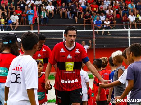 Capitão Mineiro aprova a chegada de novo treinador