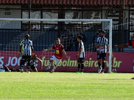 Pouso Alegre perde para Athletic na quinta rodada do Mineiro