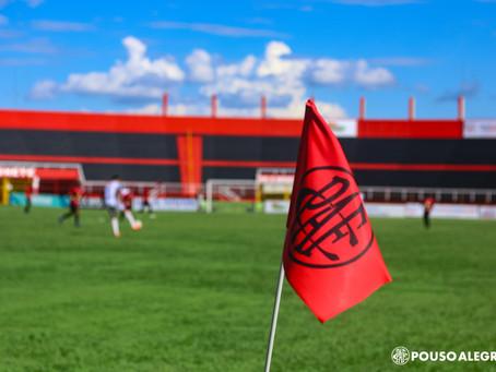 Volta do Campeonato Mineiro Módulo II