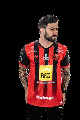 Camisa Pouso Alegre FC I - MODELO TORCEDOR