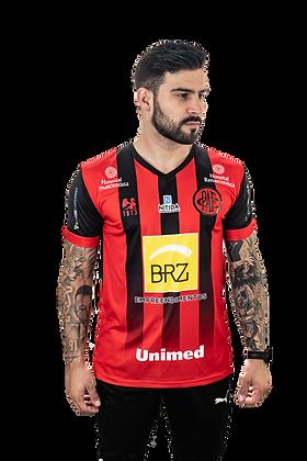 Camisa Pouso Alegre FC I - MODELO JOGADOR