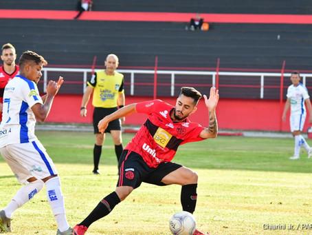 Pouso Alegre conheceu sua primeira derrota depois de mais de dois anos.