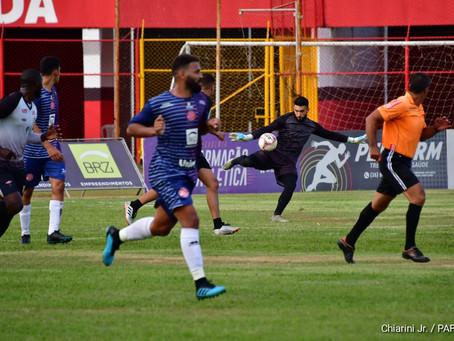 Pouso Alegre enfrentou o São Bernardo em jogo-treino!