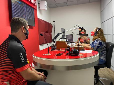 Ito Roque ao vivo agora na Radio Difusora.