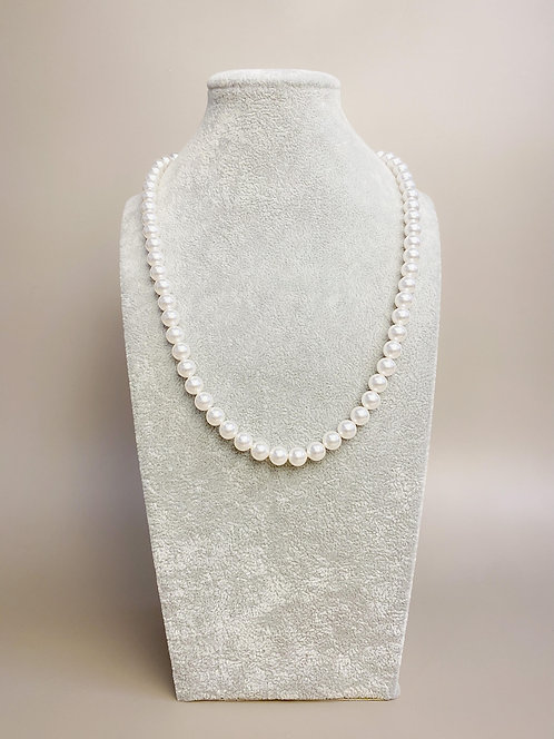 Classic Swarovski Pearls Necklace (SP)