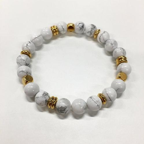 Classic Gold Bracelet (WH)