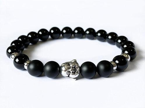 Laughing Buddha Bracelet (BA/MO)