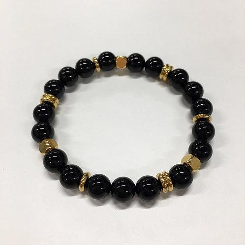 Classic Gold Bracelet (BA)