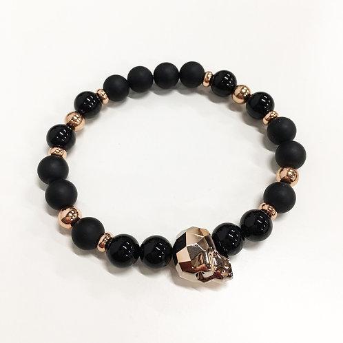 Swarovski Skull Bracelet (MO/BA)