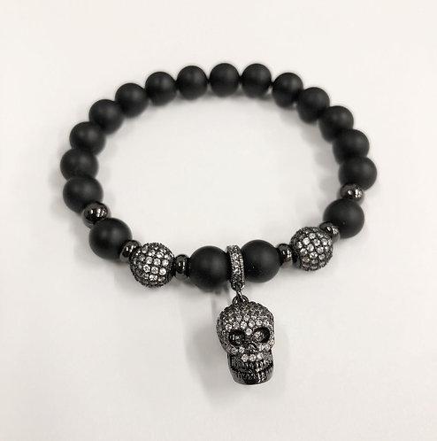 CZ Skeletal Bracelet (MO)