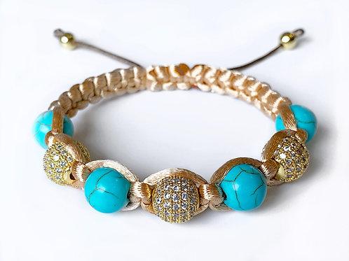 CZ Diamond Bracelet (TQ)