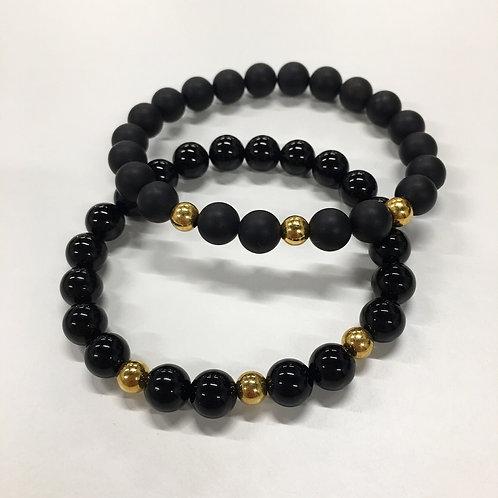 Classic Gold Bracelet (MO/BA)