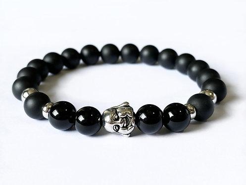 Laughing Buddha Bracelet (MO/BA)