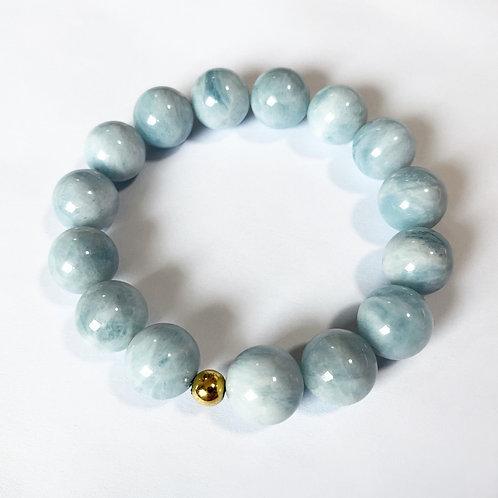 Aquamarine Bracelet (Aqua)