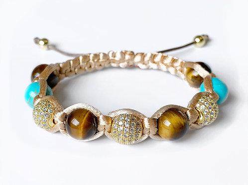 CZ Diamond Bracelet (YTE/TQ)