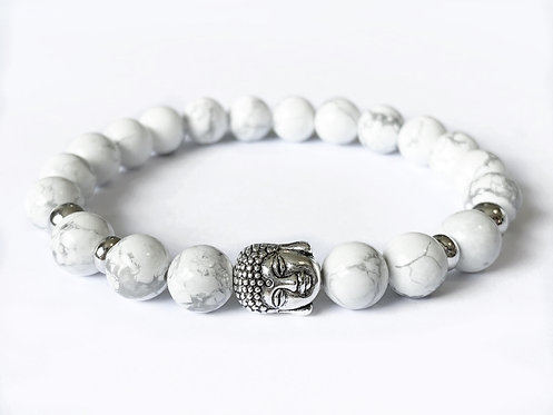Buddha Bracelet (WH)