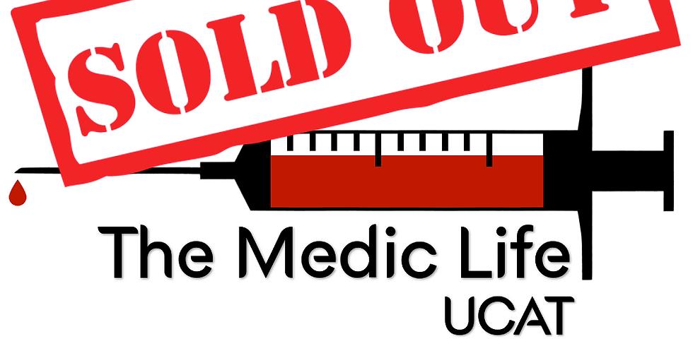 Live Online UCAT Course - £45