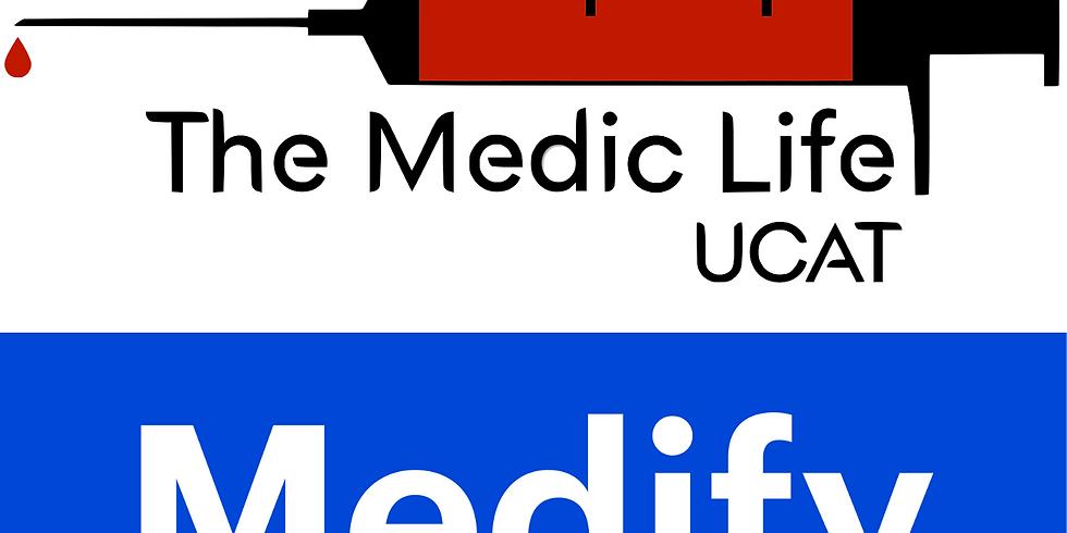 Live Online UCAT Course +/- Medify Bundle