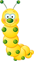 inchworm-clipart-catterpiller-7.png