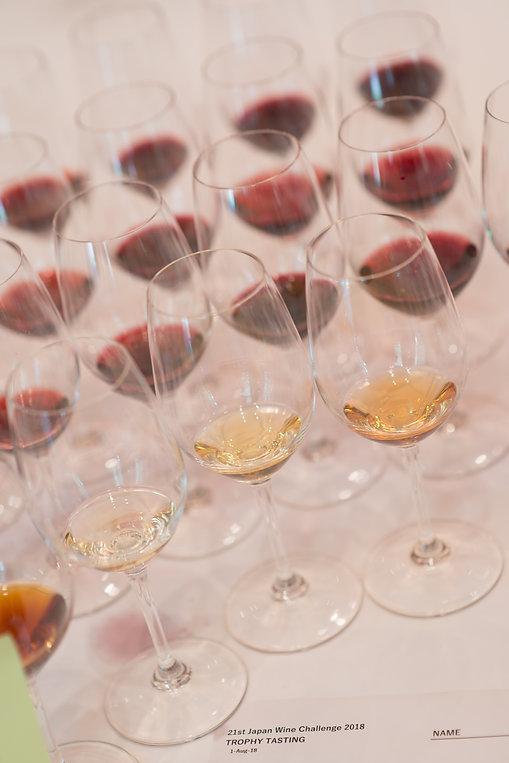 Australia Interntionl Wine Challenge tasting