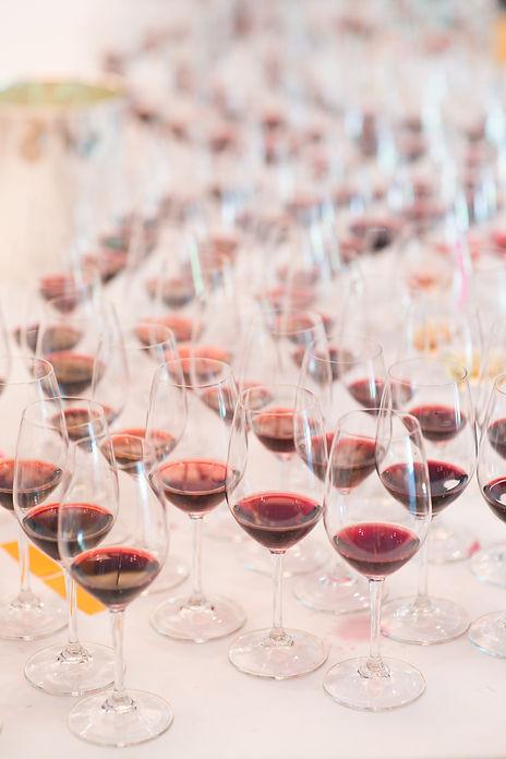 Australia Iternationl Wine Challnge tasting