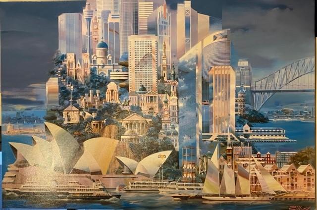 Sydney Cityscape