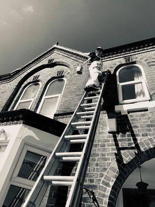 exterior on ladder.jpg