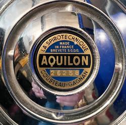 BOUTON AQUILON