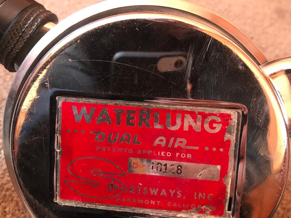 WATERLUNG DUAL AIR
